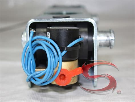actuator surge brake reverse lockout solenoid noise electric clunking