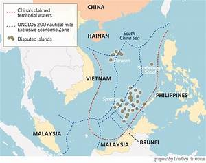 South China Sea Territorial Disputes (continued) | Peace ...