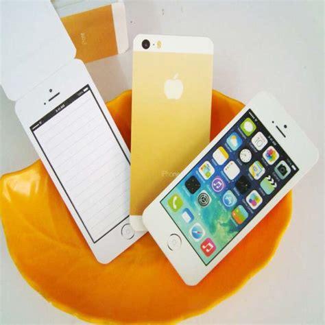 Kawaii Creative Office Supplies Iphone Convenient Memo
