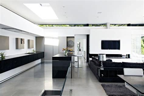 black  white design interior design ideas