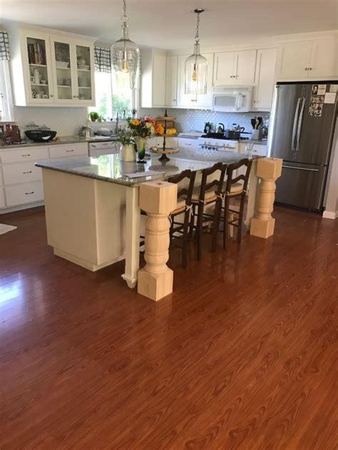 kitchen island with legs kitchen island leg size
