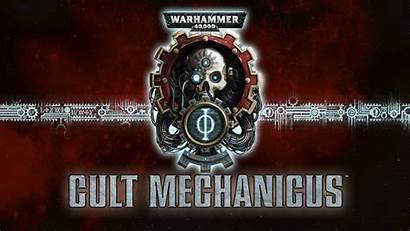 Mechanicus Adeptus Warhammer 40k Mars Cult Background