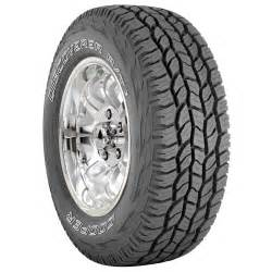 Cooper Discoverer A/T3 Traction Radial Tire – 265/70R17 115T