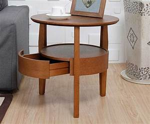 Beistelltische Holz : beistelltische aus holz neueste gestaltung von ikea f r ~ Pilothousefishingboats.com Haus und Dekorationen