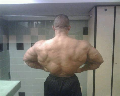 Are you a Muscle Lover?: Wide lats
