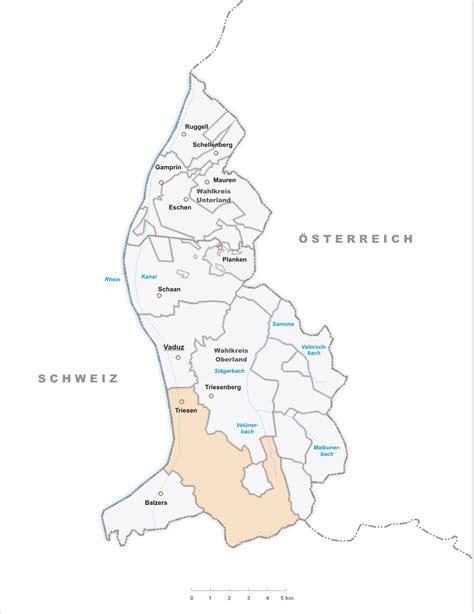 Karte Gemeinde Triesen bilder,Karte Gemeinde Triesen bild ...
