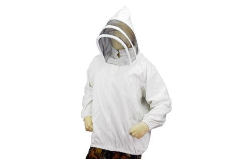 Bee Protective Jacket With Accordion Veil