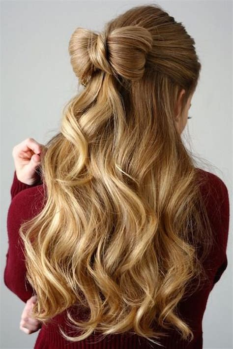 awesome easy hairstyles for medium hair 45 charming romantic hairstyles ideas for valentines day