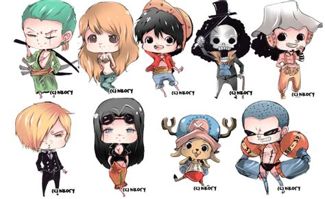 Chibi One Piece>_