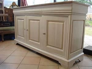 Meuble Merisier Relooké : meuble merisier peint best meuble repeint avant apres upcycling peindre et relooker une salle ~ Nature-et-papiers.com Idées de Décoration
