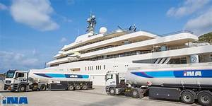 Luxury Yacht Eclipse Abramovich Spends Million Euros On Fuel