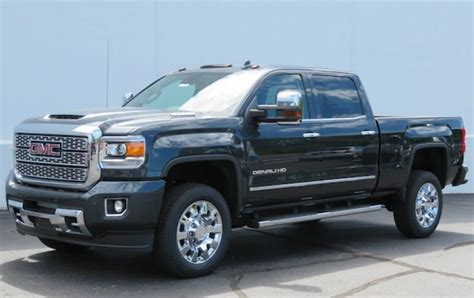 gmc sierra denali  heavy duty review  sale