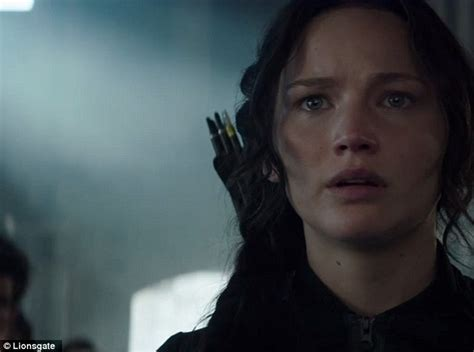 what is katniss named after official teaser trailer for the hunger games mockingjay part 1 shows a weary katniss everdeen