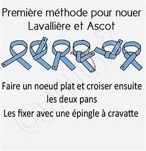 Comment Nouer Une Cravate : comment faire noeud cravate ascot ~ Melissatoandfro.com Idées de Décoration