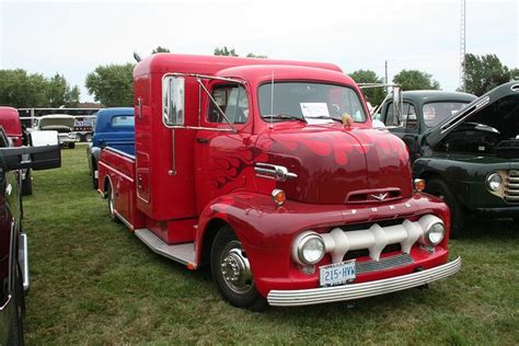 wild custom ford coe front flickr photo sharing