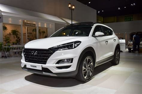 Tucson pushes the boundaries of the segment with dynamic design and advanced features. 2019 Hyundai Tucson, A CUV To Consider