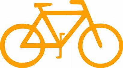 Bicycle Sign Symbol Clip Clipart Svg Clker