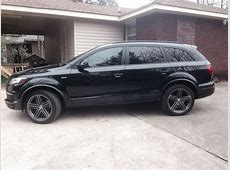 My new Q7 S Line w BlackOptic exterior package