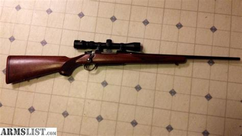 Sw Rat Duck Boat by Armslist For Sale Trade Ruger M77 Mkii 223 Blue Wood