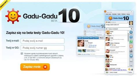 Gadu-Gadu 10 - przeglądarka w komunikatorze | Gadżetomania.pl