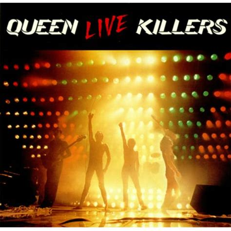 queen  killers uk  lp vinyl record set double album