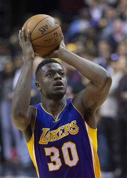 Randle Julius Lakers Nba Lebron James Draft