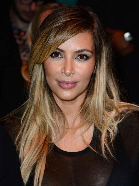 kim kardashian hair styles 2014 long hairstyles for