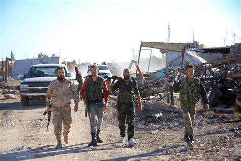 siege air aided by airstrikes syrian troops islamic