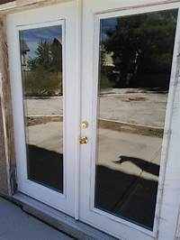 glass door replacement French Doors with Side Windows - Replace Sliding Door Glass