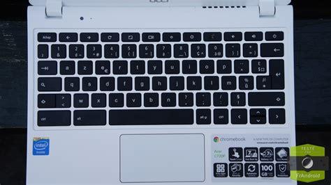 petit ordinateur de bureau test du acer c720p le chromebook tactile de 11 6 pouces