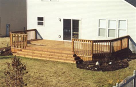 menards deck building plans 12 x 24 deck w wide stairs plan at menards decks