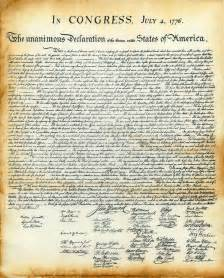 Image result for Real Picture Declaration of Independence