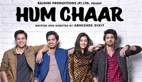 hum chaar  cast story trailer songs budget box