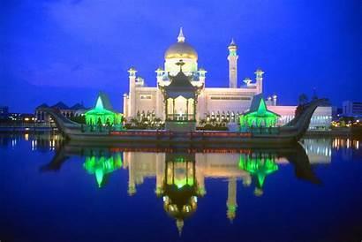 Brunei Bandar Seri Omar Ali Begawan Mosque