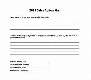 sales and marketing action plan template hospinoiseworksco With sales and marketing action plan template