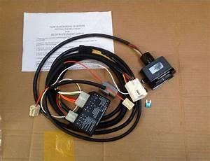 Unt268 Towbar Trailer Wiring Harness Loom For Mitsubishi