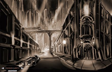 city image divided unity shadows reach indie db