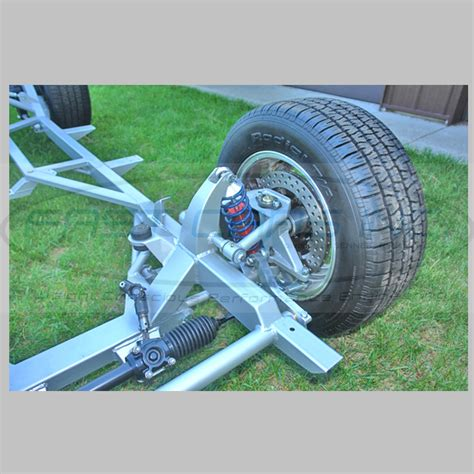 Tr6 Rolling Chassis
