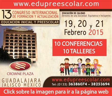 preescolar moderno invitaci 211 n a congreso en guadalajara