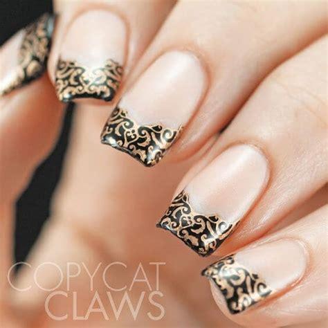 splendid french manicure designs classic nail art