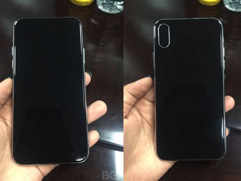 iphone photos new photos claim to reveal design of real iphone 8