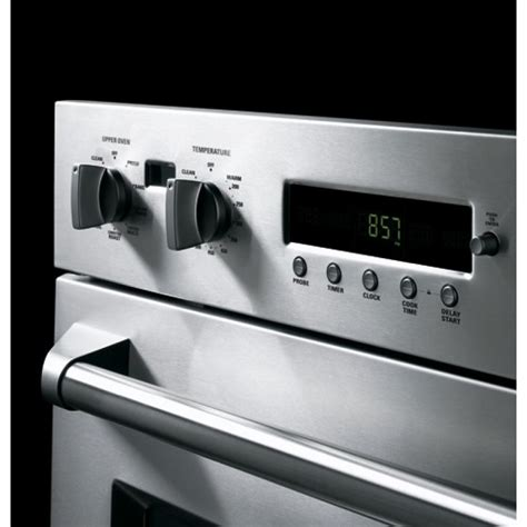 ge monogram zetpmss  professional electronic convection single wall oven
