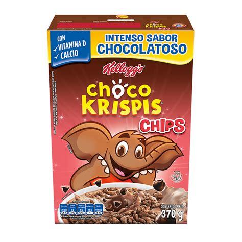 Cereal Choco cereal choco krispis choco chips en merqueo
