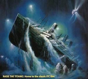 Publicity, Artwork, For, Film, U0026quot, Raise, The, Titanic, U0026quot, Jonathan