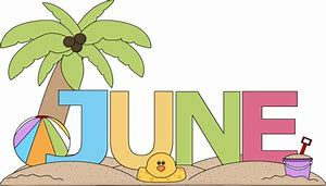 Image result for june clip art
