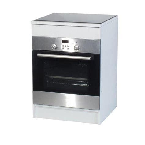 meuble bas pour plaque de cuisson cuisine en image