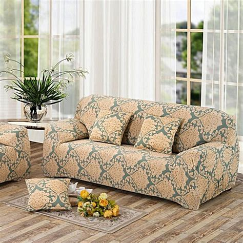 Settee Covers For Sale by Universal 2 Seater Flower Fit Stretch Sofa Slipcover