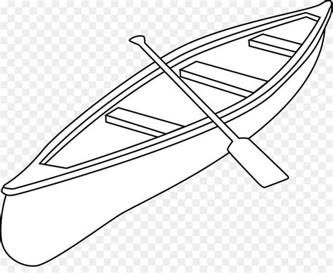 Canoe Boat Clipart by Canoe Cing Drawing Kayak Clip Boat Png