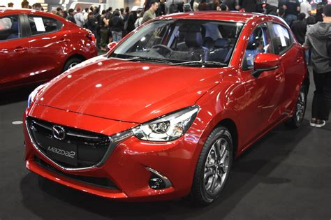 mazda international mazda2 showcased at bims 2017
