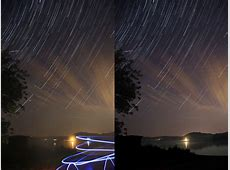 Better Star Trails Photographs with StarStaX